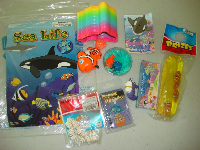 Party Loot Bags | Amazing
